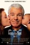 Father of the Bride Part II (1995) movie poster