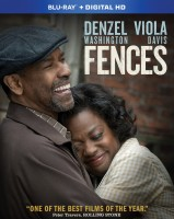 Fences: Blu-ray + Digital HD cover art - click to buy from Amazon.com