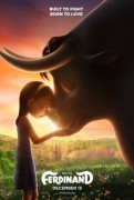 Ferdinand (2017) movie poster
