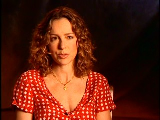 "Post-nose job Jennifer Grey is one of eleven cast members reflecting on the movie in ""Getting the Class Together."""
