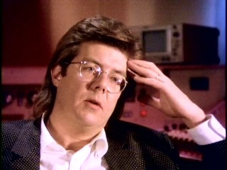 The most recent bonus feature input from writer/director John Hughes are his mulleted 1980s interview clips.