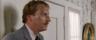 Dean of students Edward R. Rooney (Jeffrey Jones) goes to great lengths to try to bust Ferris for skipping school.