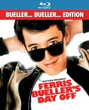 Ferris Bueller's Day Off Bueller... Bueller... Edition Blu-ray cover art - click to buy from Amazon.com