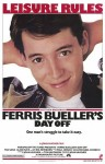 Ferris Bueller's Day Off (1986) movie poster