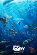 Finding Dory (2016) movie poster