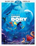 Finding Dory: Blu-ray + DVD + Digital HD cover art