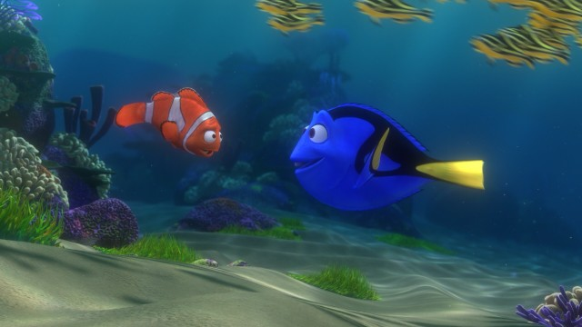 The odds are against Marlin and Dory, as they try to find and rescue Marlin's missing son Nemo in the vast, perilous ocean.