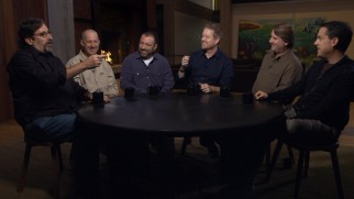 "Six of the key makers of ""Finding Nemo"" reunite in this roundtable discussion."