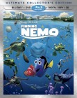 Finding Nemo: Blu-ray 3D + DVD + Digital Copy cover art -- click for larger view and to preorder from Amazon