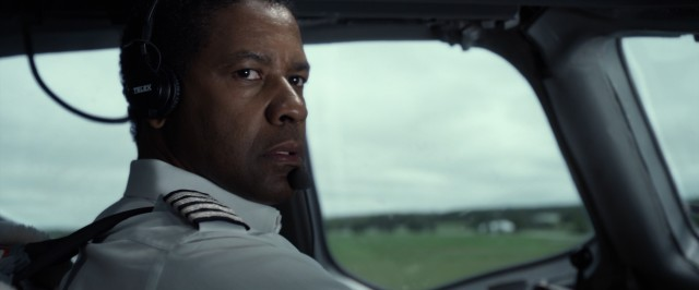 """Flight"", #48, stars Denzel Washington as Captain Whip Whitaker, a pilot who miraculously lands a doomed commercial plane under the influence of alcohol and drugs."