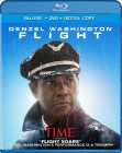 Flight: Blu-ray + DVD + Digital Copy combo pack cover art -- click for larger view and to buy