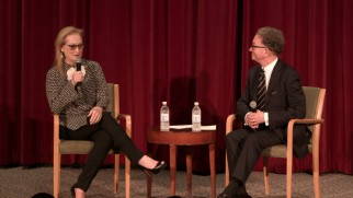 Meryl Streep talks with William Ivey Long in this Q & A.
