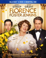 Florence Foster Jenkins: Blu-ray + Digital HD combo pack cover art - click to buy from Amazon.com