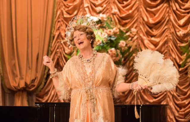 "By process of elimination, the unspectacular ""Florence Foster Jenkins"" is almost certain to become nominated for the Golden Globes' Best Picture - Comedy or Musical award."
