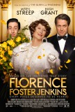 Florence Foster Jenkins (2016) movie poster