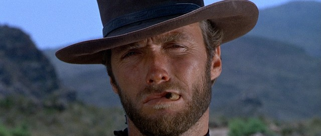 In one of the most iconic roles of his long career, Clint Eastwood plays The Man with No Name, who is pretty clearly named Manco here.