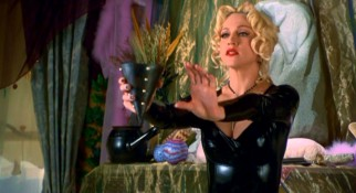 At a time when she was more active in film, Madonna played Elspeth, one of the Honeymoon Suite witches in the film's first segment.