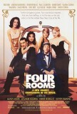 Four Rooms (1995) movie poster