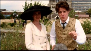 In two unused teasers, Andie MacDowell and Hugh Grant speak directly to viewers, encouraging them to see their film.