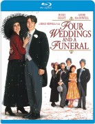 Four Weddings and a Funeral Blu-ray cover art - click to buy from Amazon.com