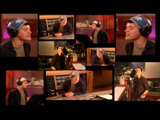 "Lucas Grabeel does it all in his ""You Know I Will"" music video."