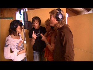 "Country group Little Big Town performs ""We Go Together"" in the ""Making the Music"" featurette."