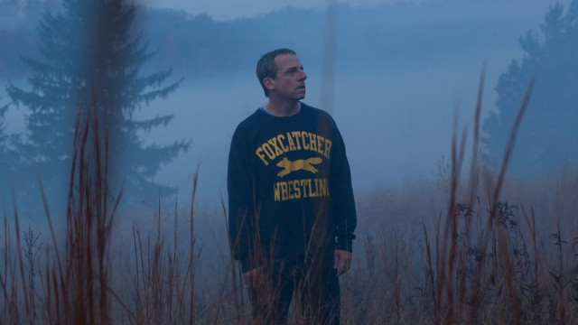 "For large noses and cauliflower ears, ""Foxcatcher"" should be a shoo-in for the Best Makeup and Hairstyling Oscar."