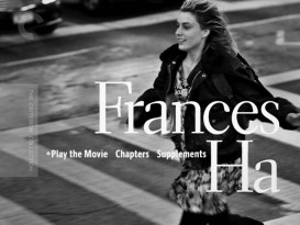 "Frances' run-dance through Chinatown to ""Modern Love"" gives the set its cover art and menu image on both DVD and Blu-ray."
