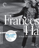 Frances Ha: The Criterion Collection Blu-ray + DVD Dual Format Edition cover art -- click to buy from Amazon.com