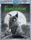 Frankenweenie Blu-ray 3D + Blu-ray + DVD + Digital Copy cover art