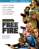 Free Fire: Blu-ray + Digital HD combo pack cover art -- click to buy from Amazon.com