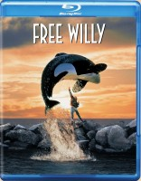Free Willy Blu-ray Disc cover art -- click to buy from Amazon.com