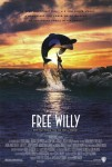 Free Willy (1993) movie poster