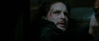 It's gonna take more than some cold and a head wound to kill the immortal Peter Facinelli.