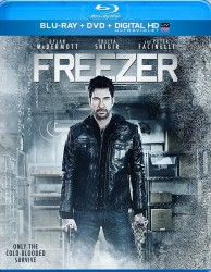 Freezer (2013) Blu-ray + DVD + Digital HD UltraViolet combo pack cover art -- click to buy from Amazon.com