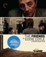 The Friends of Eddie Coyle: The Criterion Collection Blu-ray Disc cover art -- click to buy from Amazon.com