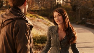 As Jason's love interest Mary Jane, Megan Fox extends her fifteen minutes of fame beyond the Transformers series.
