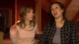 "SNL alumni and ""Bridesmaids"" besties Kristen Wiig and Maya Rudolph give a collaborative interview in ""Making 'Friends with Kids.'"""