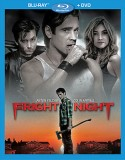 Fright Night (2011): Blu-ray + DVD combo cover art -- click to buy from Amazon.com