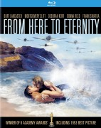 From Here to Eternity: Blu-ray Disc cover art -- click to buy from Amazon.com