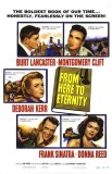 From Here to Eternity (1953) movie poster