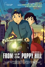 From Up on Poppy Hill (2013) U.S. movie poster