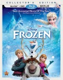 Disney's Frozen: Blu-ray + DVD + Digital Copy combo pack cover art -- click to buy from Amazon.com