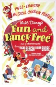 Fun and Fancy Free (1947) movie poster