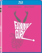 Funny Girl Blu-ray Disc cover art -- click to buy from Amazon.com