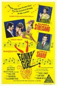 Funny Girl (1968) movie poster