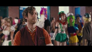 Fuzzy (Thomas Middleditch) would have had a little more screentime had this deleted scene not been cut.