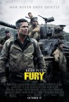 Fury (2014) movie poster