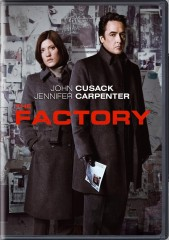 The Factory (2013) DVD cover art -- click to buy from Amazon.com