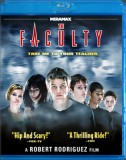 The Faculty Blu-ray Disc cover art -- click to buy from Amazon.com